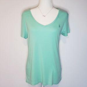 🍒5/$25 Ralph Lauren Blue Label Soft Tee Shirt